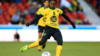 Halálra késeltek egy jamaicai válogatott futballistanőt