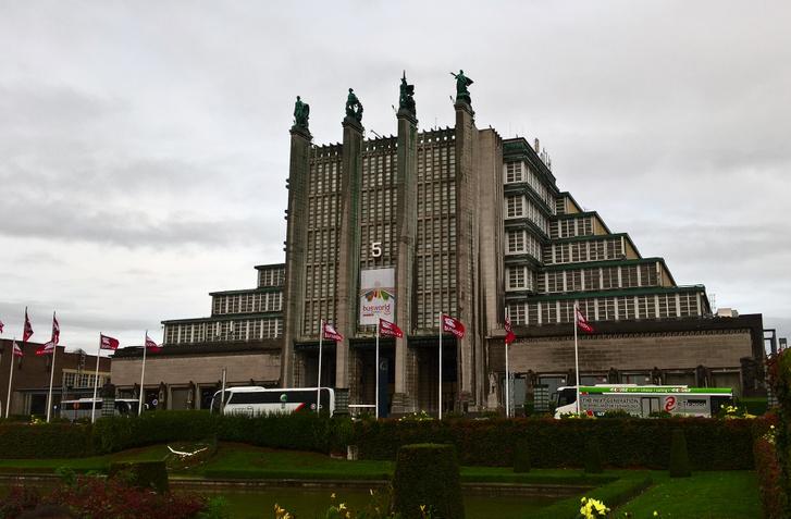 A Brüsszel Expo főépülete