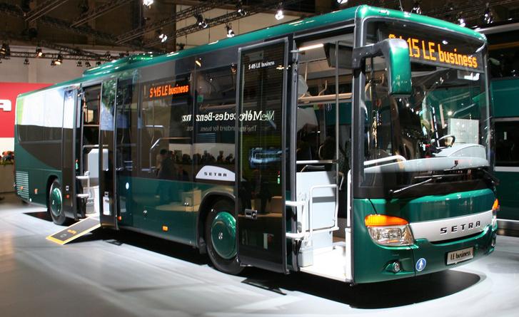 Setra S415 LE Bussines