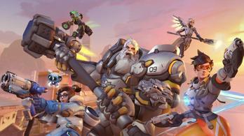 Újra együtt a csapat, jön az Overwatch 2