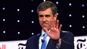 Visszalép az elnökjelöltségtől Beto O'Rourke