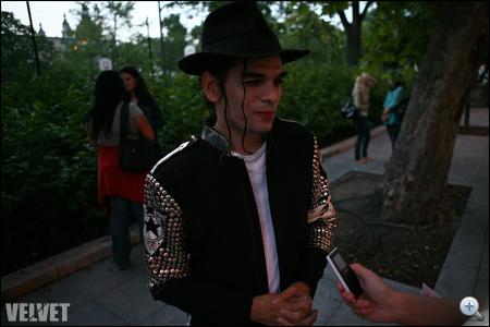 Farkas Sándor, a magyar Michael Jackson-hasonmás nem tudja, mihez kezdjen ezután