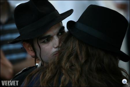 Mindenki a magyar Michael Jackson-imitátortól várt vigaszt