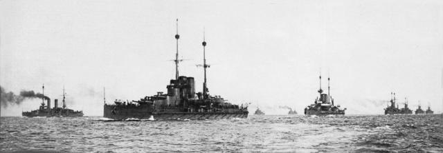 Az osztrák-magyar flotta Tegetthoff-osztályú csatahajói
