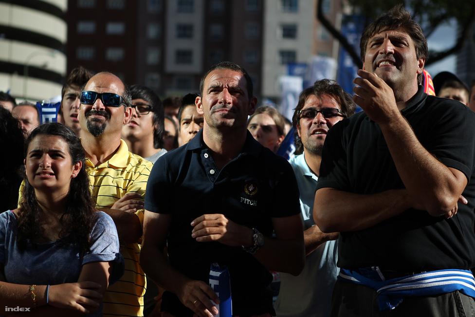 Spanyolország 1964-ben nyert Európa-bajnokságot először, aztán egészen a 2008-as Eb-ig lúzercsapat volt. Nem voltak rosszak, de teljesen esélytelenek.