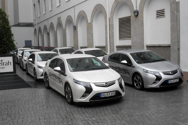 Ez csak töredéke a taxinak használt prototípusoknak