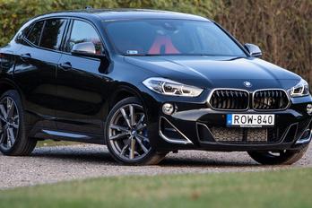 A szteroidos Minit BMW-nek hívják
