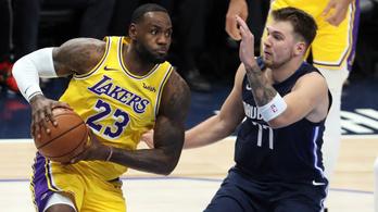 Az ellenfél 20 éves szlovénje kellett LeBron NBA-történelméhez