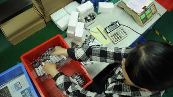 Kínában felfüggesztették az e-cigaretták internetes értékesítését