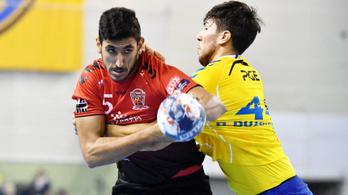 67 gólos meccsen kapott ki a Veszprém a kézi BL-ben