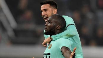 Élesedik az Inter-Juve párharc, tapad a Roma