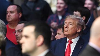 Trumpot ismét kifütyülték a lelátókról