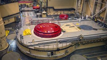 Paksi Atomerőmű: újra üzemel a 4. blokk