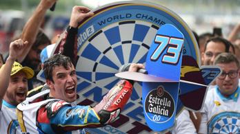 Történelmet írt a motorsportban Márquez öccse
