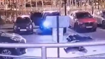 Kettős rendőrgyilkosság Moszkvában