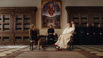 Új előzetes érkezett Az ifjú pápa folytatásához
