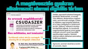 A Semmelweis Egyetem nevével visszaélve árulnak gyógyszert szív- és érrendszeri betegségekre