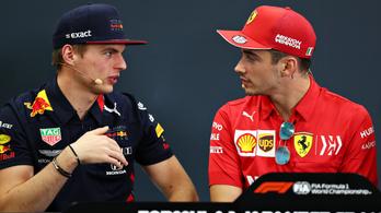Verstappen nem vette be a Ferrari-mesét