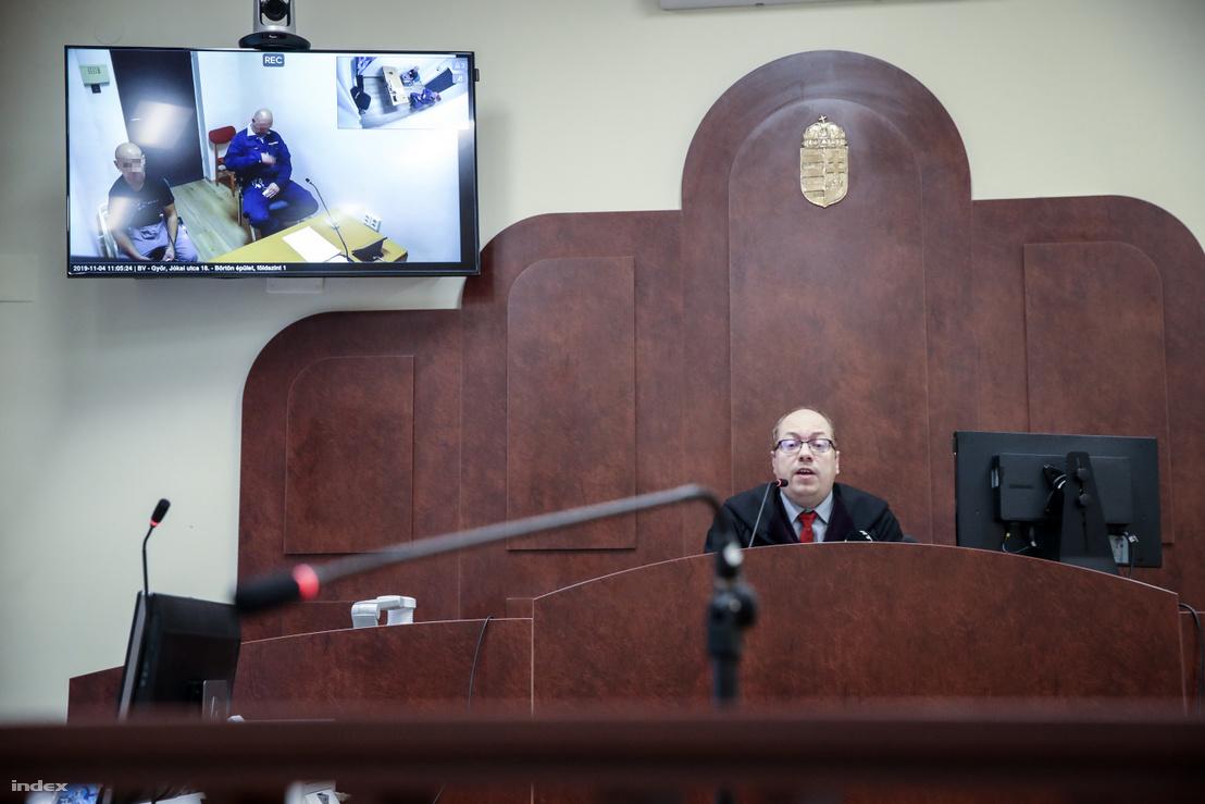 Berthold György bíró