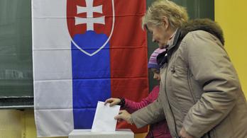A szlovák választás előtt 50 nappal lehet nyilvánosságra hozni az utolsó felméréseket