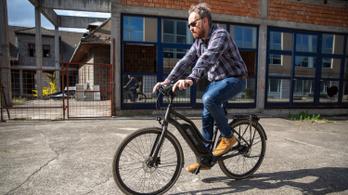 Lízingelhető elektromos biciklit teszteltünk