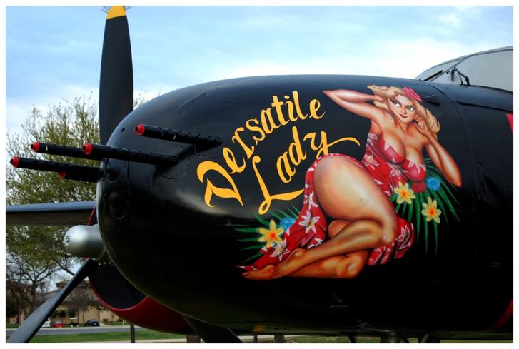 A Bacardi bombázója ma a texasi Lackland légi támaszpontján található.