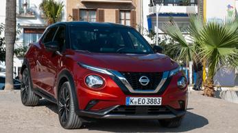 Bemutató: Nissan Juke – 2019.