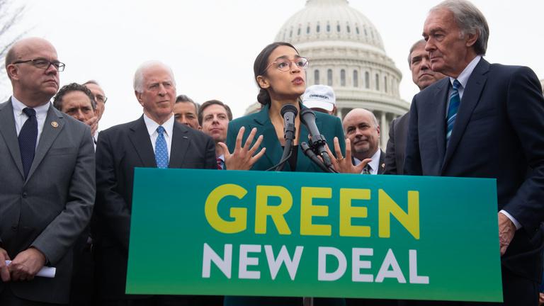 Megváltás vagy biztos csőd a demokraták nagy klímaterve?