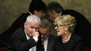 Polt Péter újabb 9 évet kapott, Handó Tünde alkotmánybíró