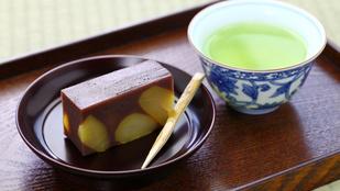 Azt hitted, bevállalós vagy? Próbáld ki a jókant, a japán vörösbabzselét gesztenyével!