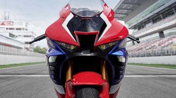 Itt az új Honda CBR1000RR-R és állatabb, mint gondolnád
