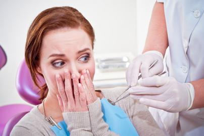 fogorvosi vizsgálat félelem