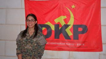 Török lány esett el a szíriai török invázióban