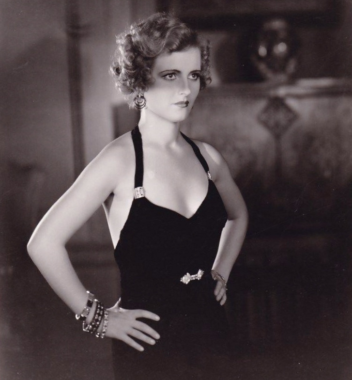 Lois Moran 1931-ben készült fotója