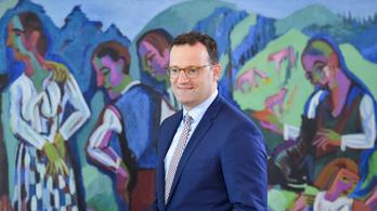 Német egészségügyi miniszter a melegeknek: Rendben vagytok úgy, ahogy vagytok