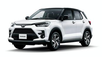 Itt az új terep-Toyota
