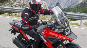 Nem DR Big, hanem V-Strom 1050 lett a Suzuki új túraendurója