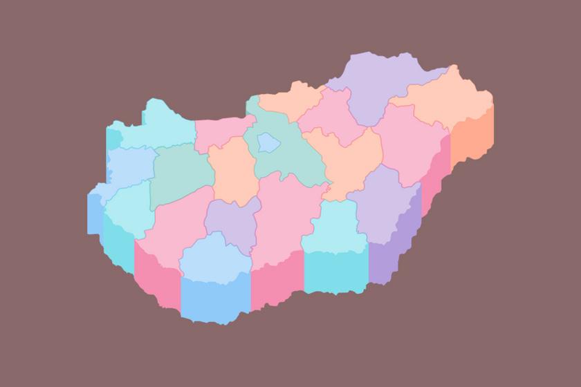 Földrajzórán tudni kellett: melyik megyének mi a megyeszékhelye? Kvíz