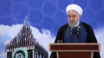 Irán uránnal dúsítja fel a fordói centrifugáit