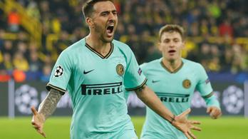 BL: nyolcgólos őrület lett a Chelsea-Ajax, a Dortmund 0-2-ről verte az Intert