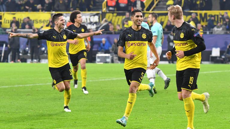 Pörgős BL-nap: a Dortmund 0-2-ről fordított, a Chelsea 4-4-et játszott