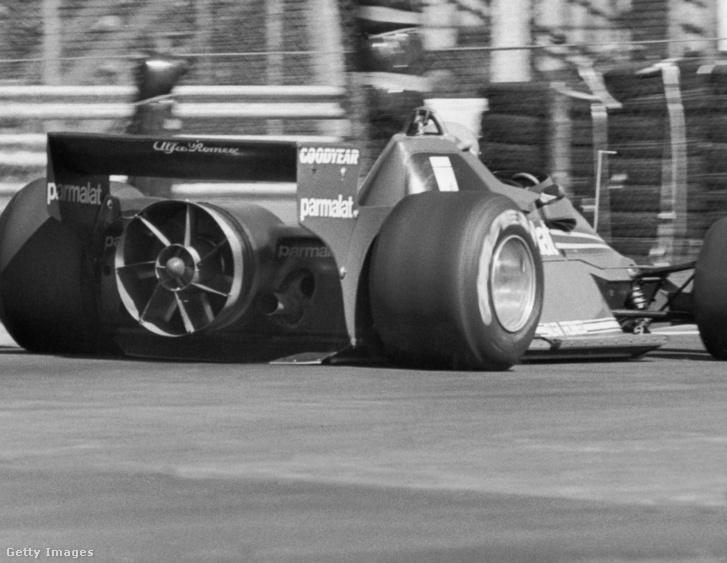 A Brabham BT46B az 1978-as Svéd Nagydíjon