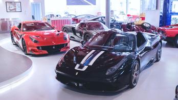 Jól ment a Ferrarinak