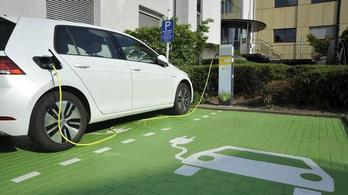 Németország növeli a villanyautó-támogatást
