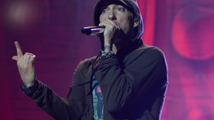 Eminem korábbi dalából kiszivárgott egy részlet, amelyben arra utal, hogy ő is megverte volna Rihannát