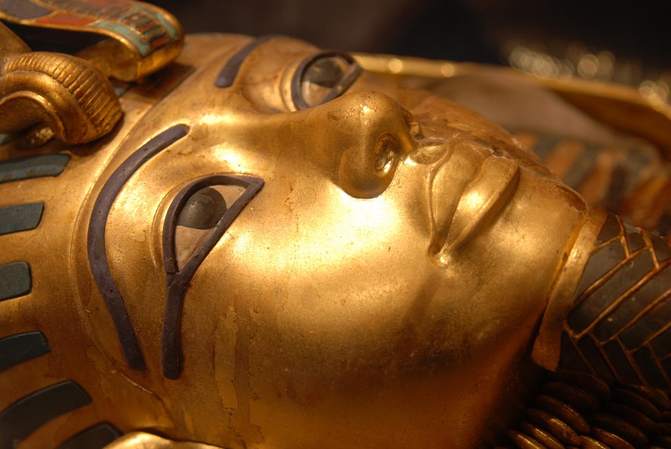 Tutanhamon kiállítás gyerekprogram