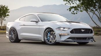 Lithium Mustang, az elektromos izomautó