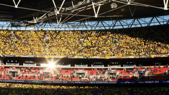 90 ezer néző lesz az angol-német női focimeccsen