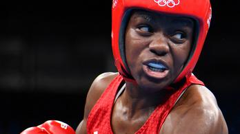 Maradandó sérülést szenvedne a női boksz első olimpiai bajnoka, ha folytatná a sportot