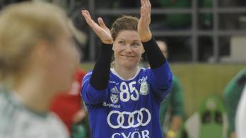A szezon végén távozik a Győr olimpiai bajnok kézilabdakapusa